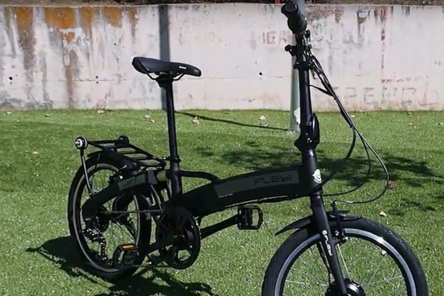 Le modèle «Jet» de la marque Flebi était vendu chez Electricity Sàrl. (Photo: Capture d'écran Youtube)
