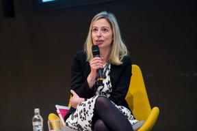 Roxane Haas (PwC) ((Photo: Arnaud de Villenfagne))