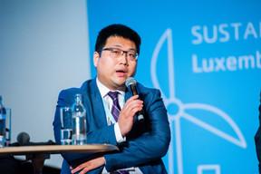 Kaiyu Yang (ICBC Luxembourg) ((Photo: LaLa La Photo, Keven Erickson, Krystyna Dul))