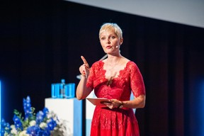 Judith Bogner (modératrice) ((Photo: LaLa La Photo, Keven Erickson, Krystyna Dul))