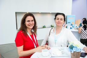 Nathalie Hebert (BNP Paribas Cardif) et Fabiola Banfi (Valeur AM) ((Photo: LaLa La Photo, Keven Erickson, Krystyna Dul))