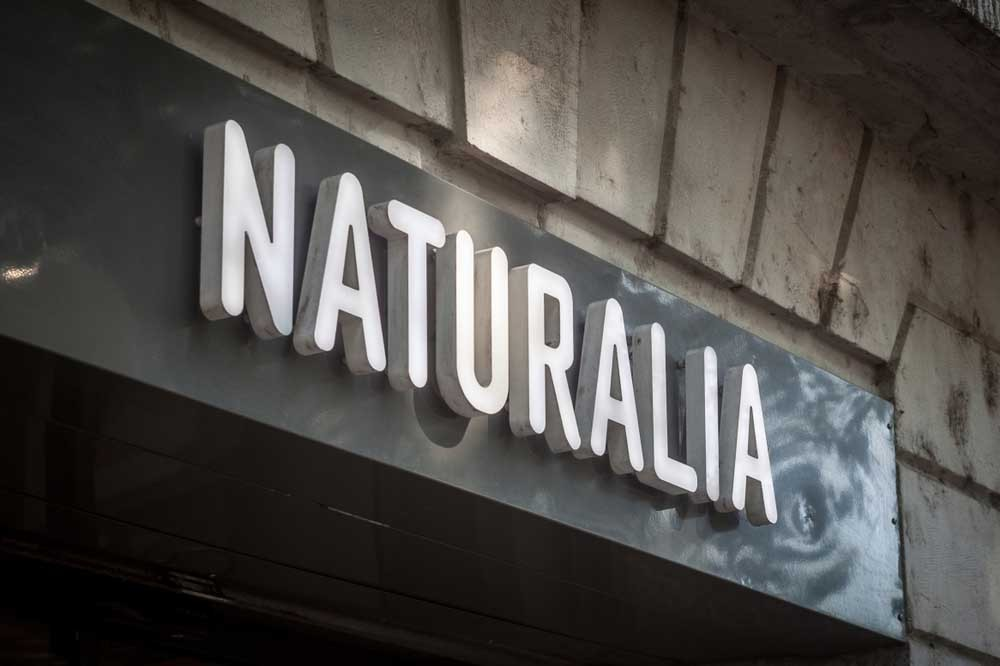 L'enseigne Naturalia fait ses premiers pas à l'international via le Luxembourg. (Photo: Shutterstock)