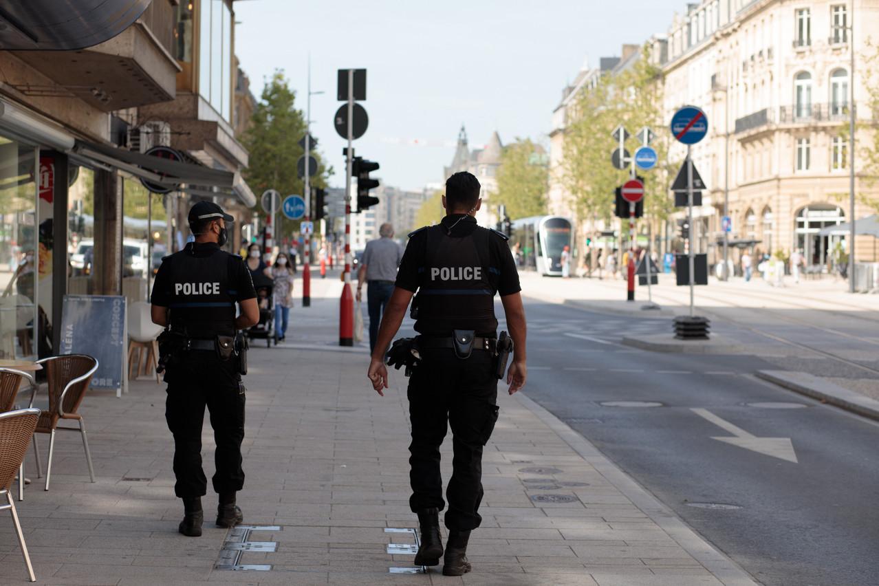 La sécurité dans le quartier Gare à Luxembourg-ville est notamment au cœur des «attentes des citoyens». (Photo: Matic Zorman/Archives Maison Moderne)