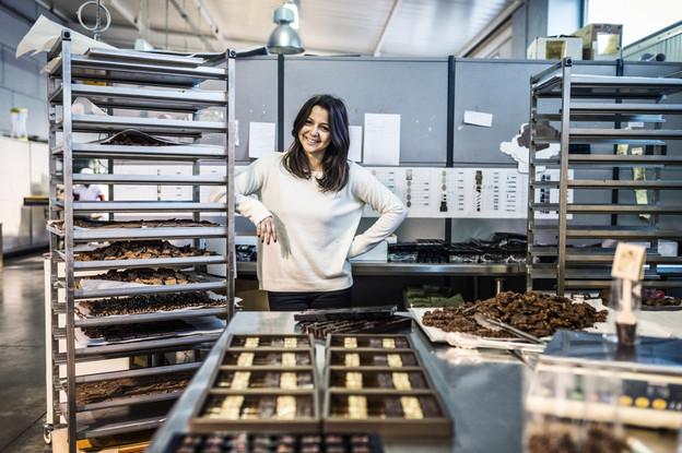 AlexandraKahn espère ouvrir une chocolaterie Genaveh dans la capitale en 2022. (Photo: Mike Zenari)