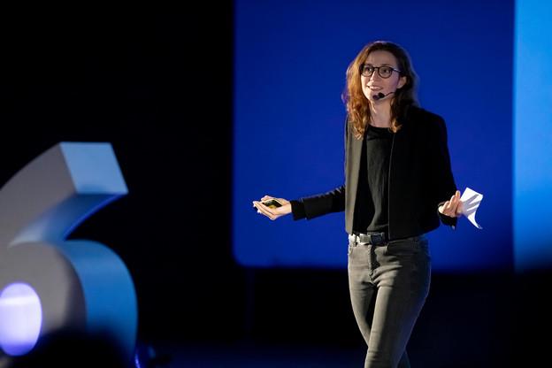 Claire de Boursetty (Aca) (Photo: Jan Hanrion et Patricia Pitsch / Maison Moderne)