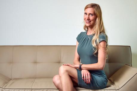 Vanessa Vanderzwalmen, HR Director du groupe Jetfly. (Photo: Microtis)