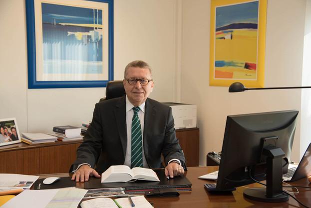 Jean-Pierre Dumur: «Rejoindre le Paperjam Club me permettrait d'apporter ma compétence dans un domaine juridique très pointu.» (Photo: DR)