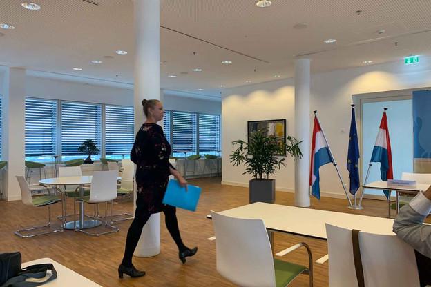 Carole Dieschbourg se défend bec et ongles dans l'affaire Traversini. (Photo: Paperjam)