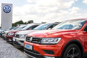Le groupe Volkswagen est redevenu le premier constructeur automobile mondial en 2019. (Photo : Shutterstock)