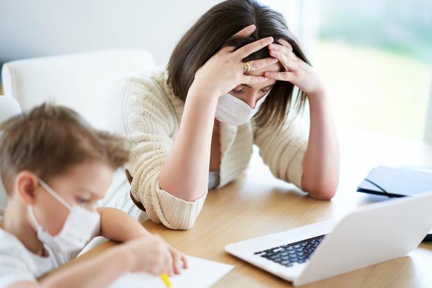 Un travailleur sur 10 avoue ne plus vouloir travailler à domicile après la crise sanitaire. (Photo: Shutterstock)
