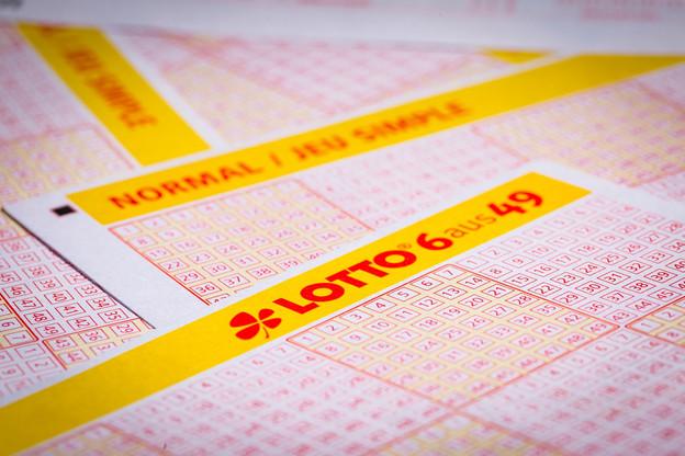 Les ventes de Lotto ont progressé de 4%, sans doute grâce à une formule revue. (Photo: Loterie nationale)