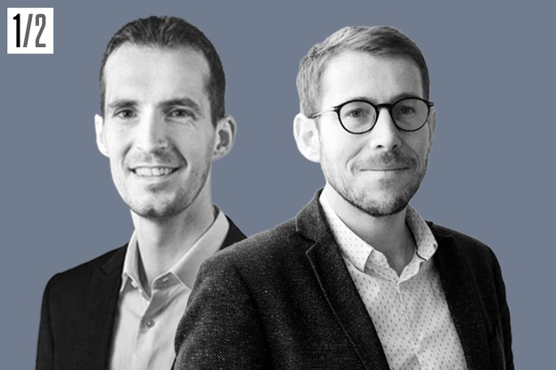 Thomas Boibessot et Matthieu Couppey de SD Worx Maison Moderne
