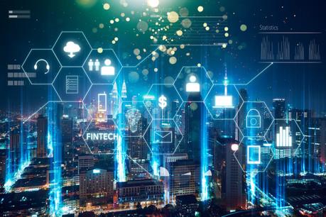 Le mondepost-Covid-19 sera plus numérique que jamais. (Illustration: Shutterstock)