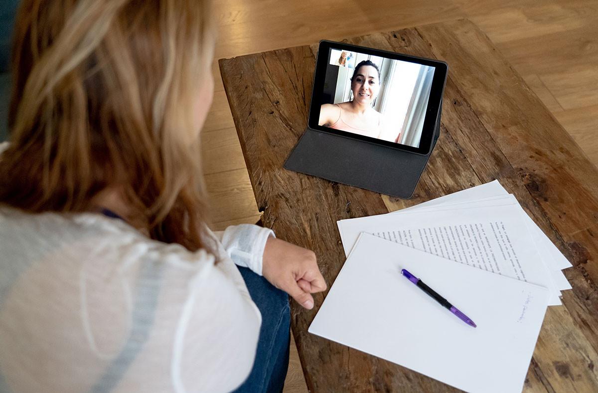 Le Covid-19 a contraint les entreprises d'engager un mouvement vers le Digital Office, autrement dit de dématérialiser l'espace de travail. (Photo: Telindus)