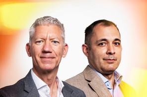 Jean-Charles Manigart Digital Business Developer et Maxime Dehaut Architecte en chef – Codit Luxembourg Maison Moderne