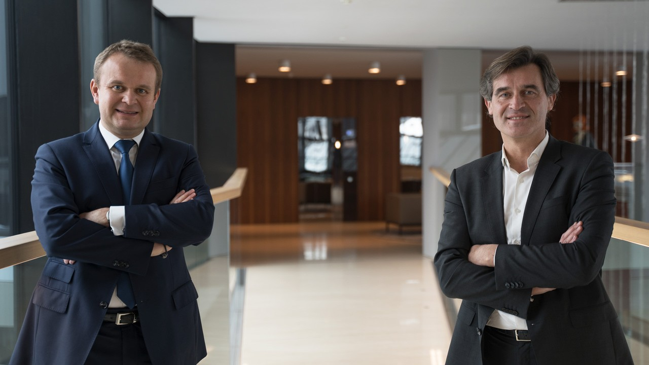 Patrice Fritsch, Principal, & Christophe Wintgens, Associé chez EY Luxembourg.  (Photo: EY Luxembourg)