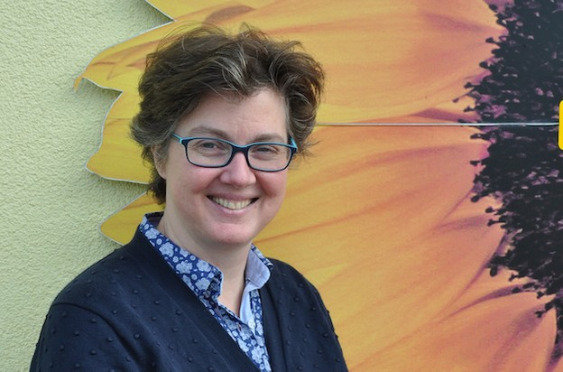Zaïra Penders a rejoint Sunflower Montesori Crèche en 2018, en tant que Senior RH Manager Photo : Microtis