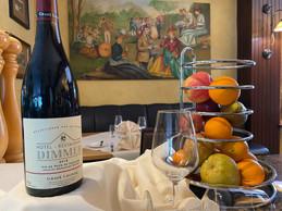 Au restaurant aussi, les Dimmer ont leur vin, du pays de Vaucluse. ((Photo: Paperjam))