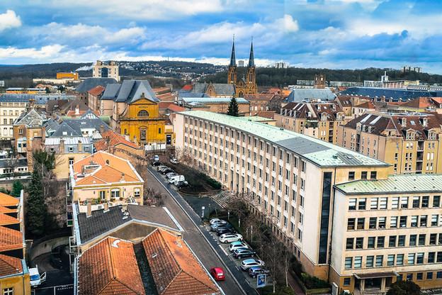 L'Université de Lorraine profite du rôle géographique de la ville de Metz pour lancer un diplôme de droit fiscal basé sur les flux transfrontières. (Photo: Shutterstock)