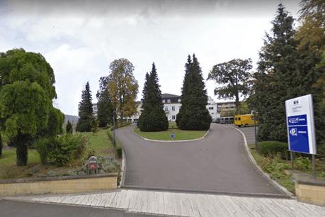 Jean-PaulGrün, directeur général du Cipa Blannenheem (maison de soins pour personnes âgées, aveugles ou malvoyantes), a quitté ses fonctions. (Photo: Google Street View/capture d'écran)