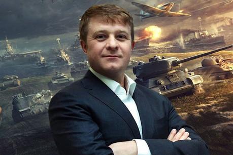 Devenu milliardaire avec son jeu Wargaming, le BiélorusseVictor Kislyi a compris l'intérêt du cloud et des centres de données. Son autre business à succès, qu'il pilote depuis le Luxembourg. (Photo: Igromania/Wikimedia Commons)