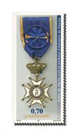 Des timbres édités en 2017 ont mis à l'honneur les médailles. ((Visuel: Post))