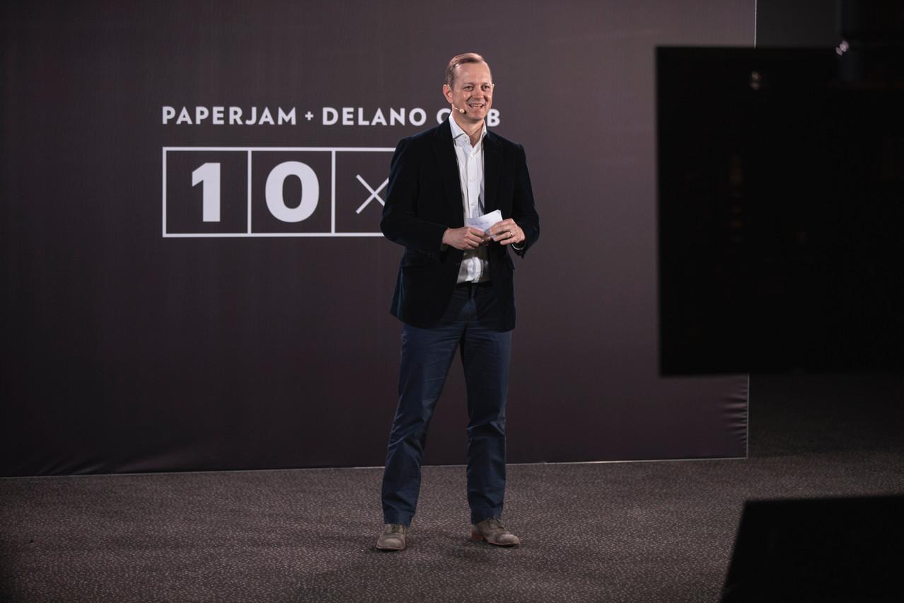 Christian Heinen (IQ-EQ) (Photo: Simon Verjus/Maison Moderne)