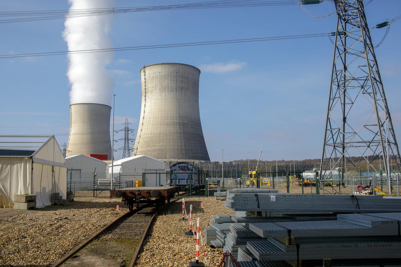 Les réacteurs n°3 et n°1 de la centrale nucléaire de Cattenom sont à l'arrêt pour des raisons de maintenance. En septembre prochain, ce sera au tour du réacteur n°2. (Photo: Matic Zorman / Maison Moderne)