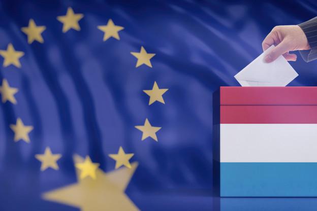 Les élections européennes auront lieu le 26 mai prochain au Luxembourg. (Photo: Shutterstock)