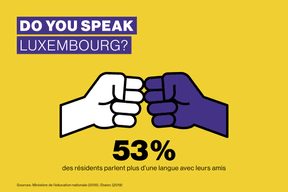 Et vous, do you speak Luxembourg? (Maison Moderne)