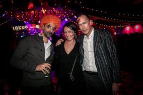 Bert Boerman (Governance.com), Dr. Nathalie Klemmer et Pit Hentgen (Lalux) ((Photo: www.olivimages.com))