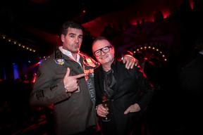 David Garrel et Philippe Tecchiar ((Photo: www.olivimages.com))