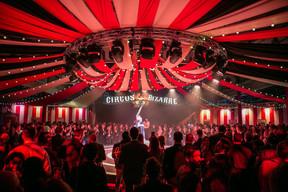 Docler Holding a «fait son cirque» le vendredi 8 novembre ((Photo: Bor Zoltan))