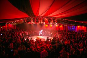 Docler Holding a «fait son cirque», vendredi 8 novembre. ((Photo: Bor Zoltan))
