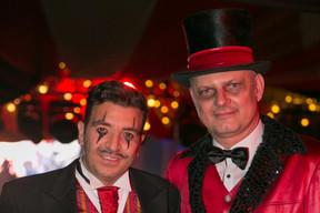 Kamel Amroune (Farvest) et Karoly Papp (Docler Holding) ((Photo: Bor Zoltan))