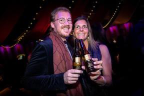 Pierre Beck et Catherine Hoffmann ((Photo: www.olivimages.com))