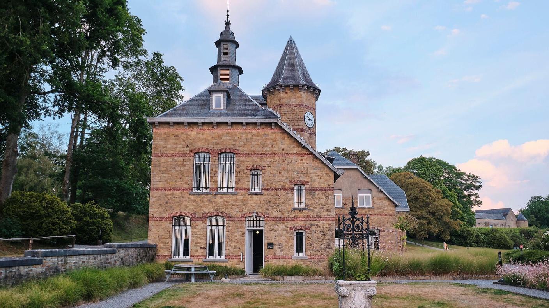The carillon.  Domaine de Ronchinne