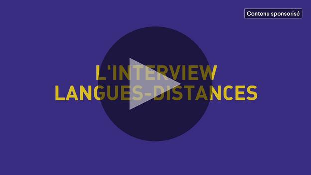Langues Distances (Crédit: Maison Moderne)