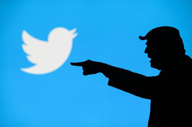 Depuis qu'il est inscrit sur Twitter, Donald Trump a tweeté plus de 55.000 fois. (Photo: Shutterstock)