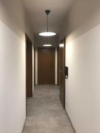 Le couloir principal de Vaishnavi et les rénovations suivantes de Sriram. ((Photo: DR))