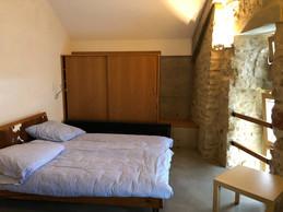La chambre se situe tout en haut de la tour de trois étages. ((Photo: Paperjam.lu))