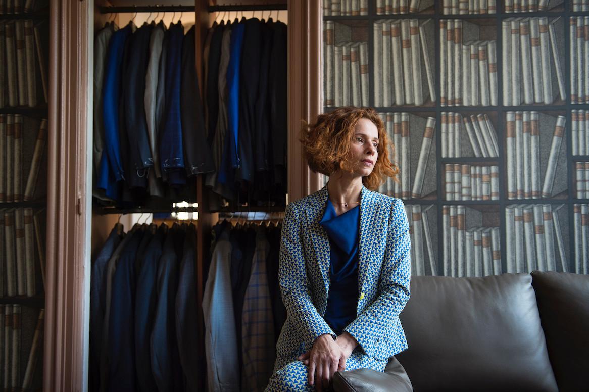 L'atelier d'EvaFerranti perdure sous la forme d'une coopérative dont elle est la consultante. (Photo: Anthony Dehez / Archives Maison Moderne)