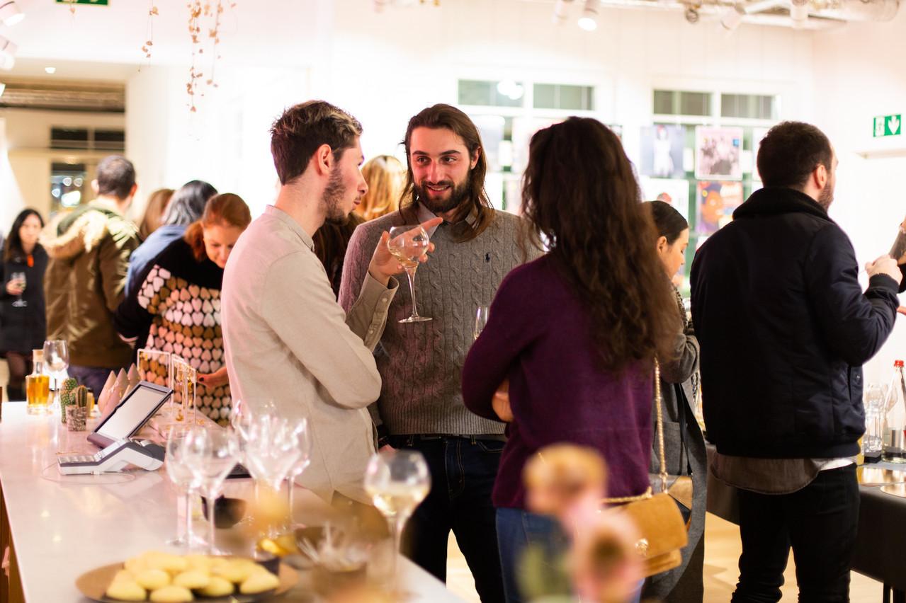 Bagatelle et Casa Grande: une association pleine de bon goût le temps d'une soirée! (Photo : Aurélie Gasser)
