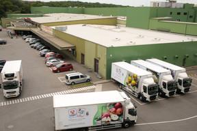 L'entreprise dispose de 150camions qui livrent partout en Grande Région. ((Photo: Matic Zorman/Maison Moderne))