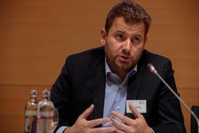 Marc Barennes, ex-fonctionnaire européen ((Photo: Matic Zorman))