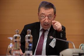 Marc Jaeger, président du Tribunal de l'UE ((Photo: Matic Zorman))