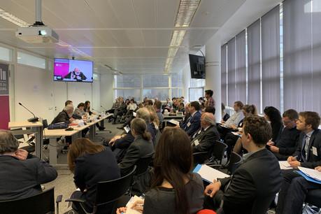 Tous les acteurs de la protection des droits fondamentaux se sont retrouvés lundi pour une journée d'échanges sur les rôles de chacun. (Photo: Paperjam)