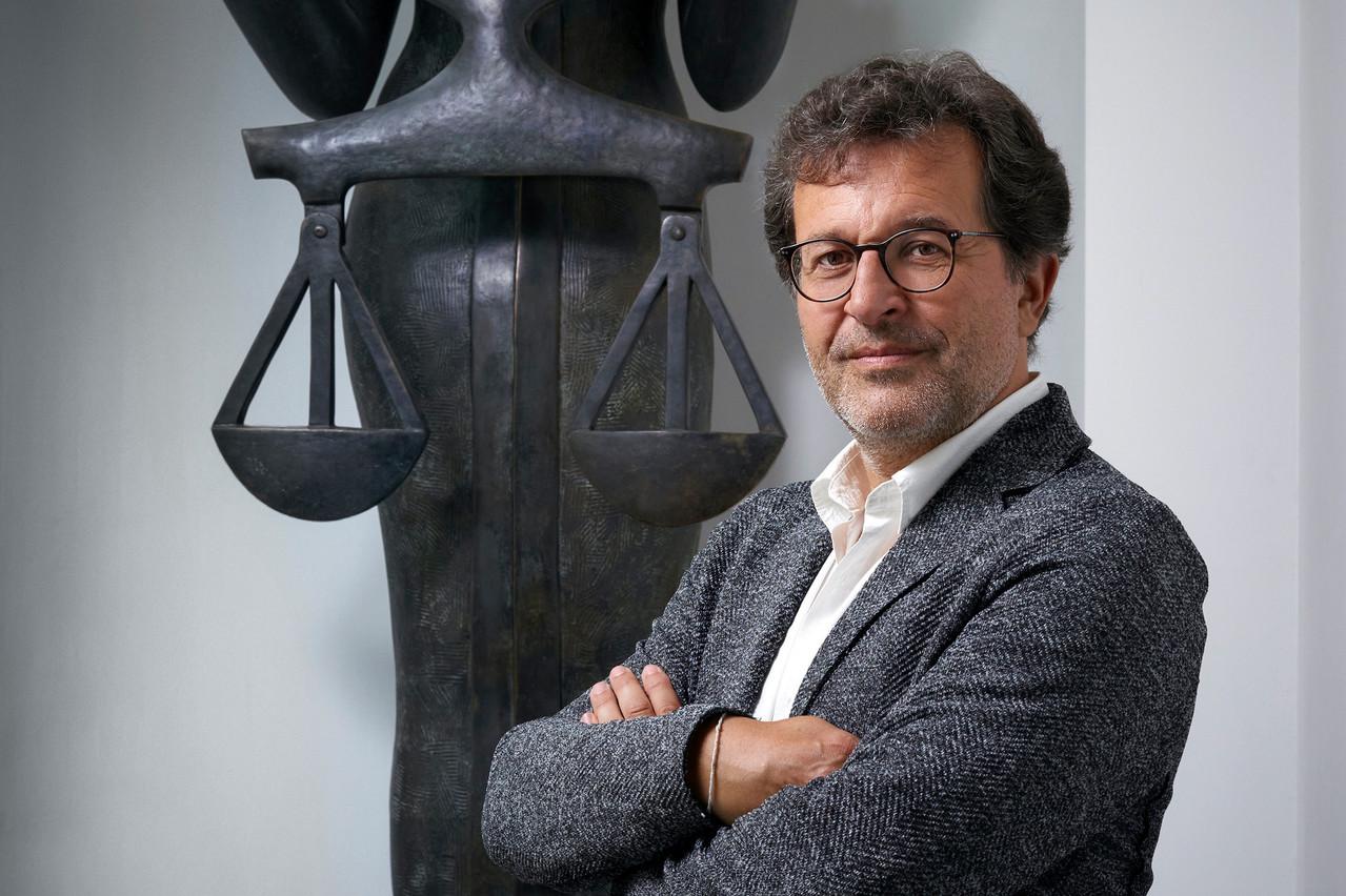 Jean-Louis Zeien: «Que penser d'une association patronale qui se dit, au Luxembourg, en faveur d'une législation européenne pour le devoir de diligence, et à Bruxelles, cette même association fait un travail de lobbying pour le contraire, c'est-à-dire pour un engagement volontaire?» (Photo: Andrés Lejona/Maison Moderne)