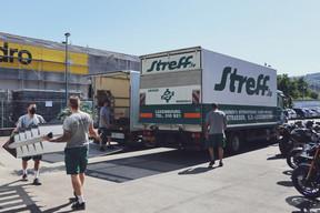Les équipes ont déménagé le 26 juin. Elles ont débranché leur matériel informatique à 10h d'un côté pour le rebrancher à 13h de l'autre. ((Photo: DSL))