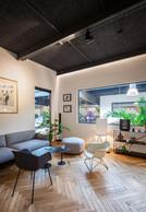 L'aménagement intérieur procure un sentiment de «chez-soi». ((Photo: Steve Troes Fotodesign))